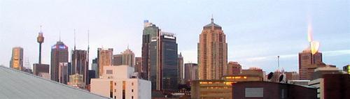 Sydneyvuehotel